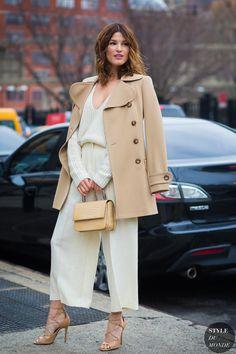 Hanneli Mustaparta by STYLEDUMONDE Street Style Fashion Photography