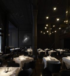 Best Restaurant Design: Rockpool est. 1989 Design by: Grant Cheyne Design