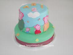 Pepa Pig Cake!!