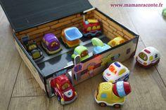 Si vous voulez rendre heureux votre enfant en lui créant un superbe garage pour ses petites voitures sans maltraiter votre porte-monnaie, suivez mon tuto !