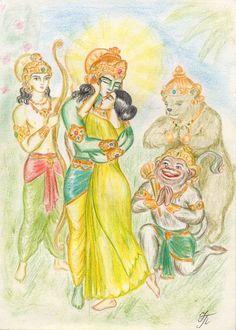Angel Sketch, Ram Image, Lord Rama Images, Sita Ram, Shiva Lord Wallpapers, Krishna Radha, Birthday Balloons, Photo Wall, Community