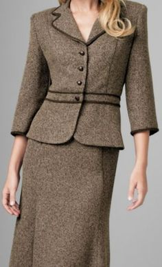 Sassy-Looking Career Suits | POPSUGAR Style & Trends