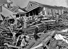 Galveston Hurricane, Sept 8, 1900