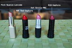 Lipsticks for medium skin tone