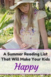 A Summer Reading Lis