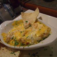 O'Charley's Three Cheese Shrimp Dip