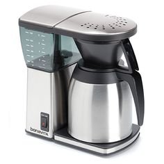Found it at Wayfair - 8 Cup Pour Over Coffee Maker with Stainless Steel Lined Carafe