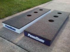 3 Hole Washers Boards