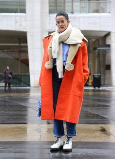 Creepy Habits: We Spent a Week Style Stalking Lucy Chadwick - Man Repeller