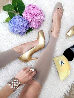 Fashionable hidden socks | Keysocks no-show socks for flats & heels