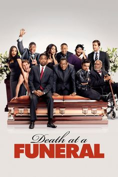 (2016) Death at a Funeral is a hilarious day in the life of an American family come together to put a beloved husband and father to rest. As mourners gather at the family home, shocking revelations, festering resentments, ugly threats, blackmail and a misdirected corpse unleash lethal and riotous mayhem.