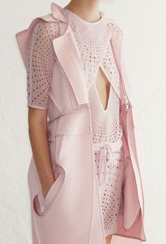 Vera Wang S/S 2012 Mother of the Bride/Going away outfit.