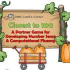This engaging partner game builds computational fluency along with problem solving skills.  Students will enjoy the Halloween-themed 120 chart!  In...