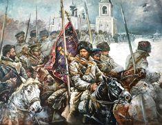 35/5000 Kazaki. Grazhdanskaya voyna v Rossii. The Cossacks. Civil war in Russia.