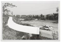 Cai Dongdong. Rolled Road, 2014.