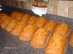 Grandmas Pumpkin Bread