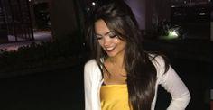 Suzanna Freitas muda o visual e exibe cabelão