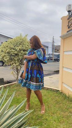 African Dresses For Kids, African Maxi Dresses, Latest African Fashion Dresses, African Print Fashion, African Attire, Short Ankara Dresses, Trendy Ankara Styles, Kitenge, African Outfits