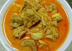 Gulai nangka padang (#pr_recookmasakanpedas)
