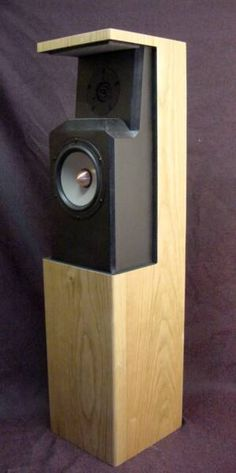 Source Speaker Co. Coherent Pulse 7.1, combining the wave characteristics of a dynamic loudspeaker with the time coherence of a planar/electrostatic.