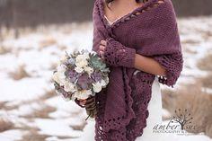 ACOGEDOR chal - encargo - ganchillo del mantón / boda chal / nupcial mantón / piña mantón / abrigo estola de ganchillo Rectangular / chal