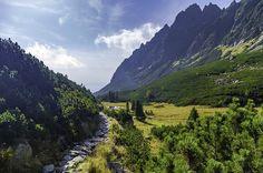 Trail in Mala Studena dolina