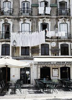 Portugal Lisbon Restaurant