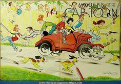 Modern Cartoon