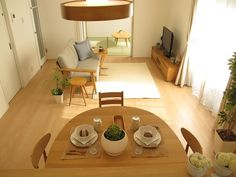 家具なび-ナラ材を使用した家具でナチュラルコーディネート
