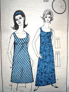 Mail order sewing pattern by Women's Realm - British print   Bust 32 inches  UK Seller   Easy to make  Only £1.00 :)
