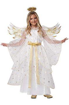 California Costumes Starburst Angel Child Costume California Costumes