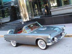 1956 Ford Thunderbird  / TechNews24h.com ✏✏✏✏✏✏✏✏✏✏✏✏✏✏✏✏ IDEE CADEAU / CUTE GIFT IDEA  ☞ http://gabyfeeriefr.tumblr.com/archive ✏✏✏✏✏✏✏✏✏✏✏✏✏✏✏✏