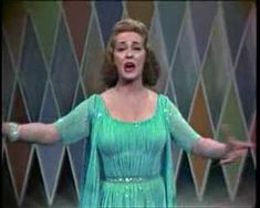 """Bette Davis performs """"What Ever Happened To Baby Jane"""" on The Andy Williams Show, December 20, 1962"""