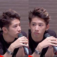 #oneokrock  このヘアセットすき❤️ 手も綺麗すぎ❤️ One Ok Rock, Takahiro Morita, Takahiro Moriuchi, Rock Hairstyles, Androgynous Look, City Boy, Pop Rocks, Rock Bands, My Idol
