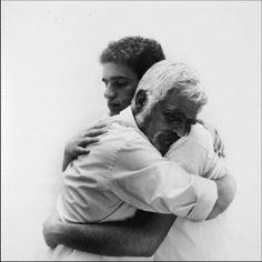 Los abrazos reconfortantes