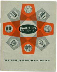 rawlplug instructional booklet | Flickr - Photo Sharing!