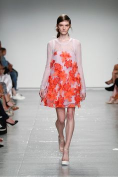 Rebecca Taylor's S/S 15 Collection Is Perfect for Any Romantic Getaway via @WhoWhatWear