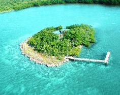Private Islands You Can Rent: Quiet Cove Key, Florida. this charming little island in the Florida Keys is double the adventure: the rental includes a 38-foot houseboat that sleeps up to eight, and has all the creature comforts you'll need. Coastalliving.com