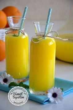 3 portakal ile 5 lt portakal suyu yapmanin tarifi