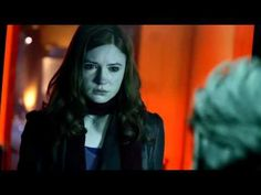 Doctor Who - The Doctor says goodbye to Amy. David was a great Doctor and man can Matt hold his own :)