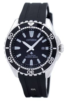 Eco-Drive Diver's Men's Watch Men's Watches, Movado Mens Watches, Fossil Watches For Men, Modern Watches, Mens Watches Leather, Citizen Watches, Authentic Watches, 200m, Online Watch Store