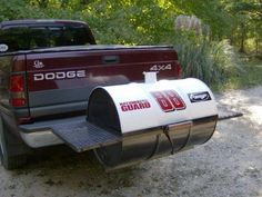 55 gal. Tailgating grill
