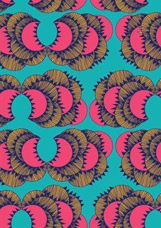Emamoke // Textile Designer: Portfolio #pattern