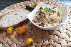 Oškvarková pomazánka - Sladký život - Receptár sladkých a slaných dobrôt Grains, Rice, Food, Essen, Meals, Seeds, Yemek, Laughter, Jim Rice