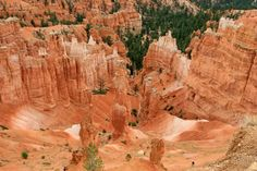 Bryce Canyon National Park...been there. Gorgeous surreal