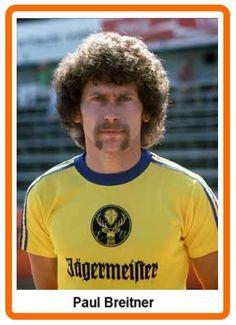 Paul Breitner - Eintracht Braunschweig 1977