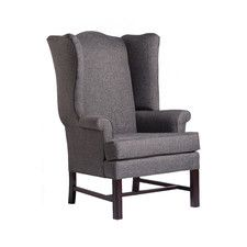 Jitterbug Chippendale Wingback Chair