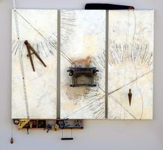 Triptych I, Kathy Miller