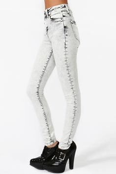 Acid Dream Skinny Jeans