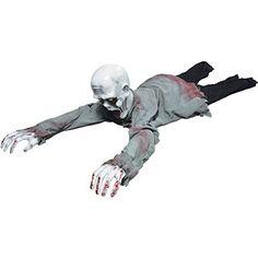 Crawling Zombie Hall
